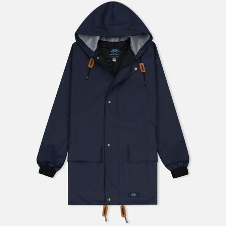 Мужская куртка дождевик Bleu De Paname Parka Guerande Marine