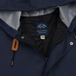 Мужская куртка дождевик Bleu De Paname Parka Guerande Marine фото- 1