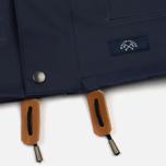 Мужская куртка дождевик Bleu De Paname Parka Guerande Marine фото- 2
