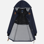 Мужская куртка дождевик Bleu De Paname Parka Guerande Marine фото- 3