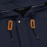 Мужская куртка дождевик Bleu De Paname Parka Guerande Marine фото- 4