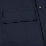 Мужская куртка дождевик Bleu De Paname Parka Guerande Marine фото- 5