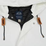 Мужская куртка дождевик Bleu De Paname Parka Guerande White фото- 2