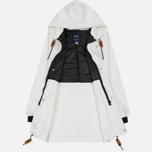 Мужская куртка дождевик Bleu De Paname Parka Guerande White фото- 1