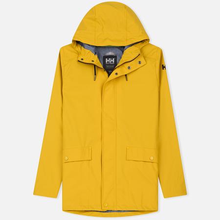 Мужская куртка дождевик Helly Hansen Lerwick Essential Yellow