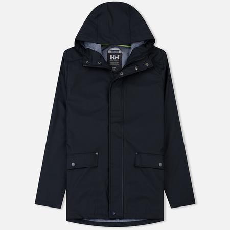 Мужская куртка дождевик Helly Hansen Lerwick Navy