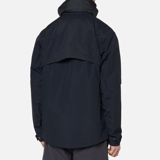 Мужская куртка дождевик Helly Hansen Utility Rain Jacket Black