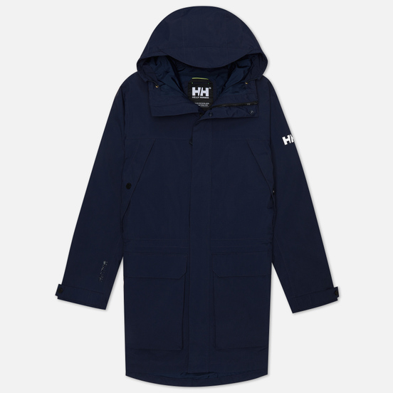 Мужская куртка дождевик Helly Hansen Utility Rain Parka Navy