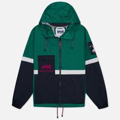 Мужская куртка дождевик Helly Hansen YU20 Rain Alpine Green