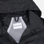 Мужская куртка дождевик MKI Miyuki-Zoku Logo Rainmac Black фото- 1