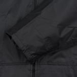 Мужская куртка дождевик MKI Miyuki-Zoku Logo Rainmac Black фото- 3