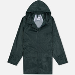 Мужская куртка дождевик MKI Miyuki-Zoku Logo Rainmac Deep Olive фото- 0