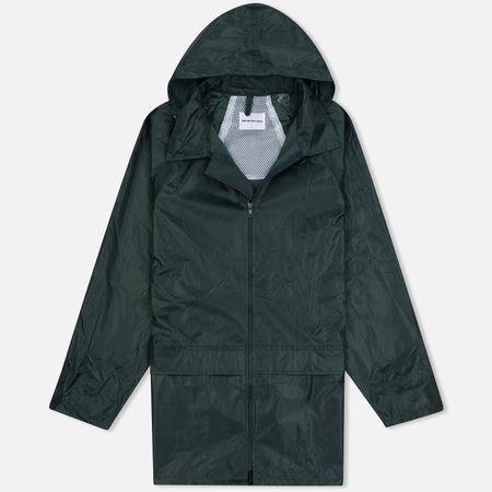 MKI Miyuki-Zoku Logo Rainmac Men's Rain Jacket Deep Olive