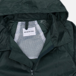 Мужская куртка дождевик MKI Miyuki-Zoku Logo Rainmac Deep Olive фото- 1
