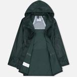 Мужская куртка дождевик MKI Miyuki-Zoku Logo Rainmac Deep Olive фото- 2