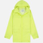 Мужская куртка дождевик MKI Miyuki-Zoku Logo Rainmac Flo Yellow фото- 0