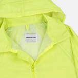Мужская куртка дождевик MKI Miyuki-Zoku Logo Rainmac Flo Yellow фото- 1