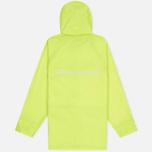 Мужская куртка дождевик MKI Miyuki-Zoku Logo Rainmac Flo Yellow фото- 4