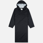 Мужская куртка дождевик Norse Projects Rain Poncho Black фото- 0