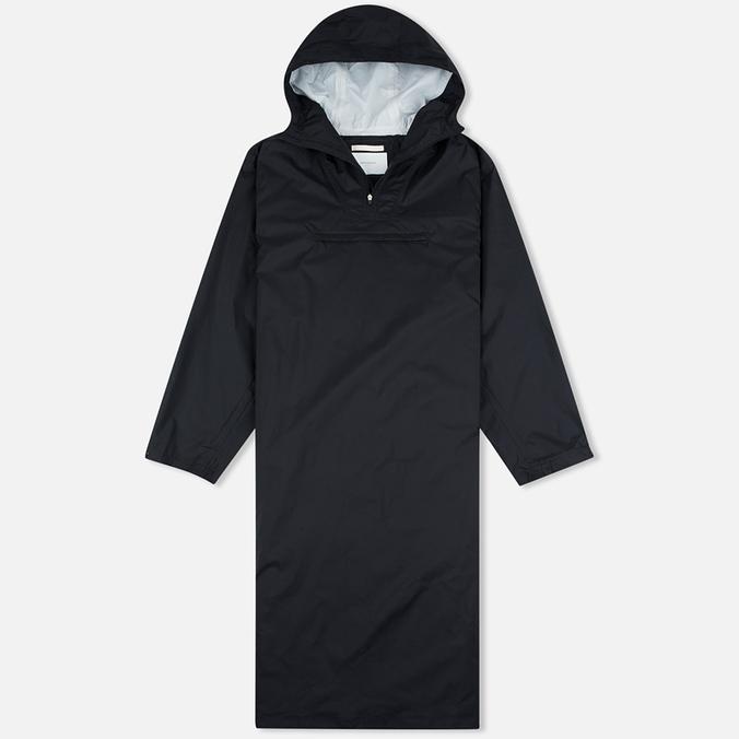 Мужская куртка дождевик Norse Projects Rain Poncho Black
