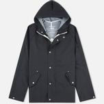 Мужская куртка дождевик Norse Projects x Elka Anker Classic Black фото- 0