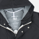Мужская куртка дождевик Norse Projects x Elka Anker Classic Black фото- 2