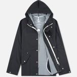 Мужская куртка дождевик Norse Projects x Elka Anker Classic Black фото- 1