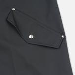 Мужская куртка дождевик Norse Projects x Elka Anker Classic Black фото- 5