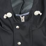 Мужская куртка дождевик Norse Projects x Elka Anker Classic Black фото- 3
