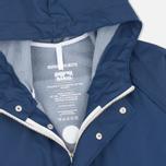 Мужская куртка дождевик Norse Projects x Elka Anker Classic Navy фото- 2