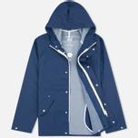Мужская куртка дождевик Norse Projects x Elka Anker Classic Navy фото- 1
