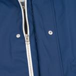 Мужская куртка дождевик Norse Projects x Elka Anker Classic Navy фото- 4