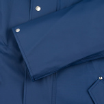 Мужская куртка дождевик Norse Projects x Elka Anker Classic Navy фото- 6