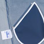 Мужская куртка дождевик Norse Projects x Elka Anker Classic Navy фото- 7
