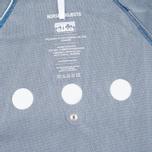 Мужская куртка дождевик Norse Projects x Elka Anker Classic Navy фото- 8