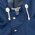 Мужская куртка дождевик Norse Projects x Elka Anker Classic Navy фото- 3