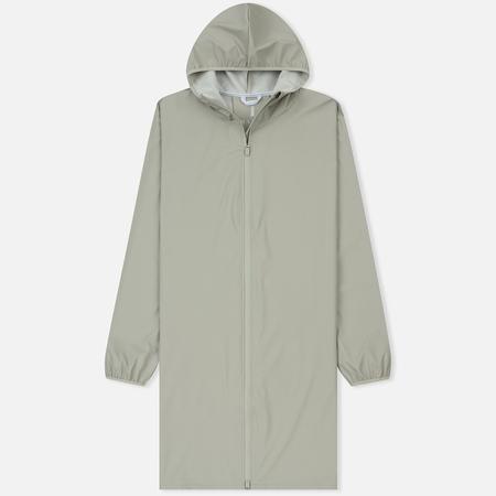 Мужская куртка дождевик Rains Base Long Jacket Moon