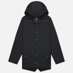 Мужская куртка дождевик Rains Jacket Black
