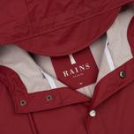 Мужская куртка дождевик Rains Jacket Scarlet фото- 1