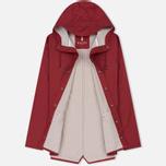 Мужская куртка дождевик Rains Jacket Scarlet фото- 2