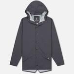 Мужская куртка дождевик Rains Jacket Smoke фото- 0