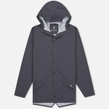 Мужская куртка дождевик Rains Jacket Smoke