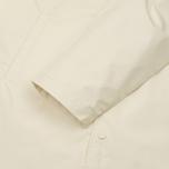 Мужская куртка дождевик Stussy Summer Long Hooded Coach Off White фото- 7