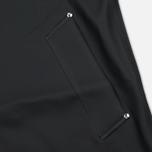 Мужская куртка дождевик Stutterheim Stockholm Black фото- 4