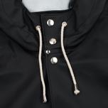 Мужская куртка дождевик Stutterheim Stockholm Black фото- 7