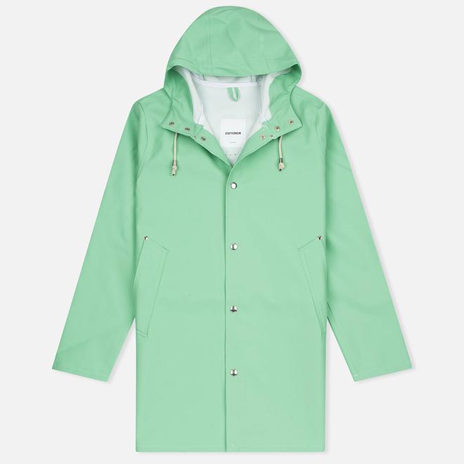 Мужская куртка дождевик Stutterheim Stockholm Mint