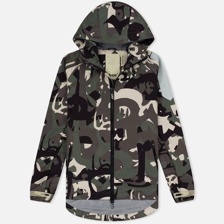 Мужская куртка Dupe Acid Tech 3L Hooded Shell Ultraflage/Dupe Logo Print