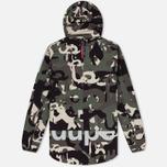 Мужская куртка Dupe Acid Tech 3L Hooded Shell Ultraflage/Dupe Logo Print фото- 5