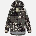 Мужская куртка Dupe Acid Tech 3L Hooded Shell Ultraflage/Ultras Dupe Print фото- 0