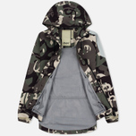 Мужская куртка Dupe Acid Tech 3L Hooded Shell Ultraflage/Ultras Dupe Print фото- 2
